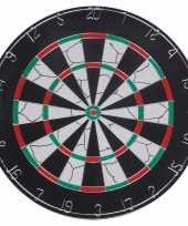 Feest longfield dartbord met pijlen