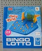 Feest lotto bingo set