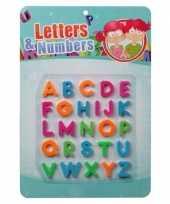 Feest magnetische alfabet letters