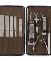 Feest manicure set 11 delig