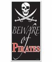 Feest mega piraten posters 150 cm