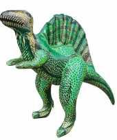 Feest mega realistische opblaas spinosaurus 76 cm