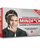 Feest mindfuck magie illusies en experimenten speel set