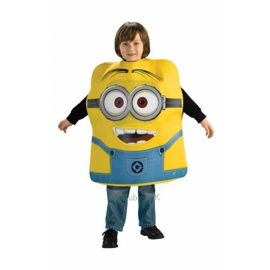 Feest minion kostuum voor kinderen