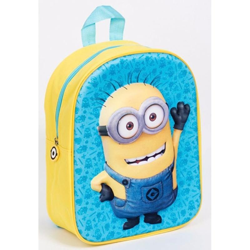 Feest minions schooltas voor kinderen