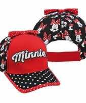 Feest minnie mouse pet voor kinderen