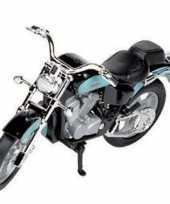 Feest model speelgoed motor honda shadow 1 18