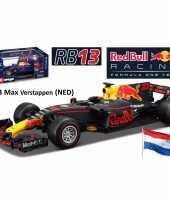 Feest modelauto rb13 max verstappen 1 32