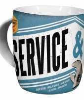 Feest mok service en repair 33 cl