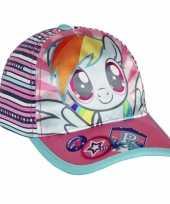 Feest my little pony petje voor kinderen