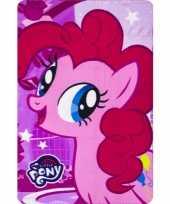 be441578ed0 Feest my little pony pinkie pie fleece deken plaid voor meisjes