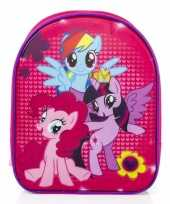 Feest my little pony rugtas holografisch