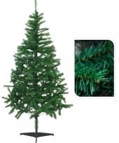 Feest namaak kerstboom 210 cm