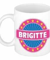 Feest namen koffiemok theebeker brigitte 300 ml