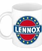 Feest namen koffiemok theebeker lennox 300 ml