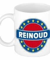Feest namen koffiemok theebeker reinoud 300 ml