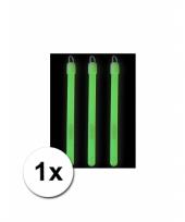 Feest neon glow groen lichtstaafje