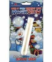 Feest nep sneeuw