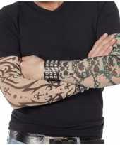 Feest nep tattoo mouwen gothic