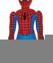 Feest opblaasbare figuren spiderman