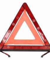 Feest opvouwbare gevaren driehoek