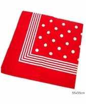 Feest ouderwetse zakdoeken