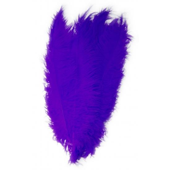 Feest paarse spadonis sier veren