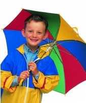 Feest parapluutjes in vrolijke kleurtjes