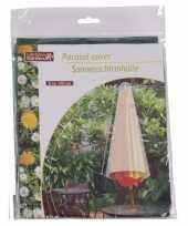 Feest parasolhoes 175 cm groen lifetime garden