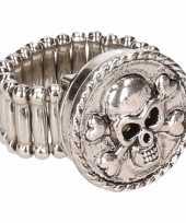 Feest piraten chunk ring voor volwassenen 10086189