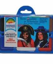 Feest piraten schmink setje