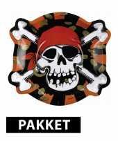 Feest piraten versiering pakket