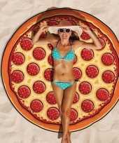 Feest pizza picknickkleed 150 cm