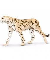 Feest plastic cheetah 20 cm