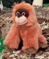 Feest pluche orang oetan knuffel 13 cm