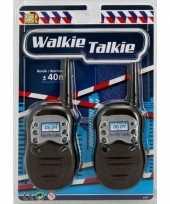 Feest politie walkie talkie speelgoed voor kinderen