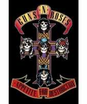 Feest poster guns n roses appetite for destruction 61 x 91 cm