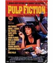 Feest poster pulp fiction film