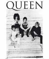 Feest poster queen 61 x 91 5 cm
