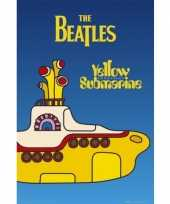 Feest poster the beatles yellow submarine 61 x 91 5 cm