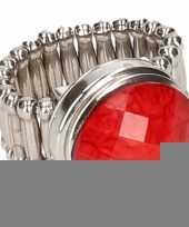 Feest prinsessen chunk ring voor volwassenen