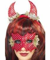 Feest rode duivel set 10059150