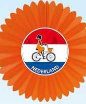 Feest ronde nederland decoratie