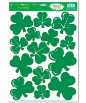 Feest saint patricks day stickervel