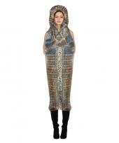 Feest sarcofaag toetanchamon kostuum voor volwassenen