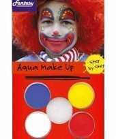 Feest schminkset clown