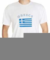 Feest-shirts met vlag van griekenland