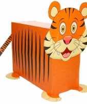 Feest sinterklaas tijger suprise bouwpakket