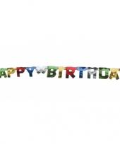 Feest slingers happy birthday