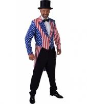 Feest slipjas amerika stars and stripes voor heren